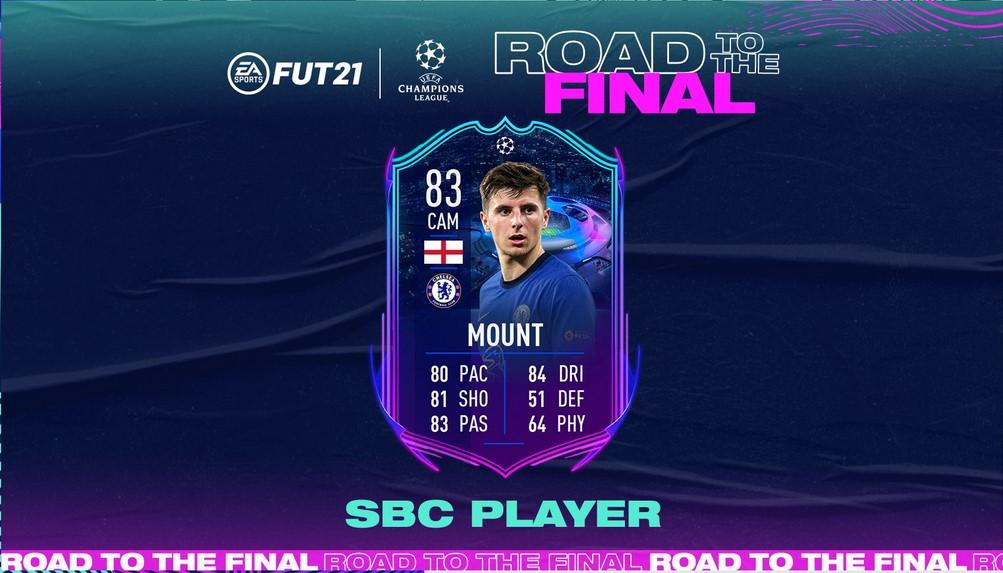 FIFA 21 - Mouson Mount - RTTF - Droga do finału - FIFA ...